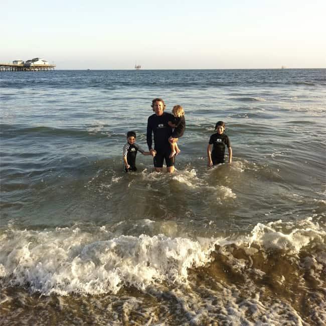 seal-beach-family-night