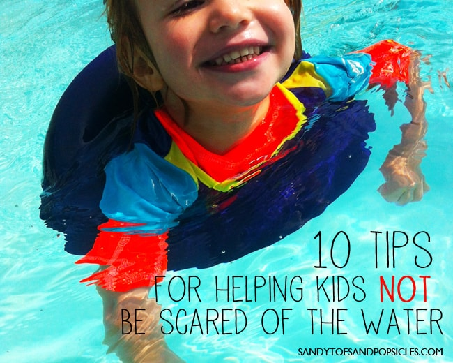 Learning to swim with swimways 10 tips for children - Swimming pool activities for kids ...
