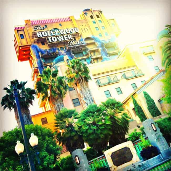 Twight Zone Tower of Terror