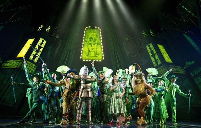 Wizard of Oz, Mirvish Productions Toronto