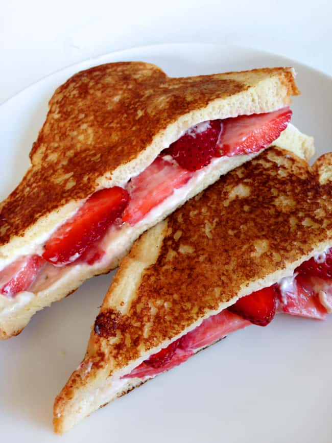 Easy Stuffed French Toast Recipe