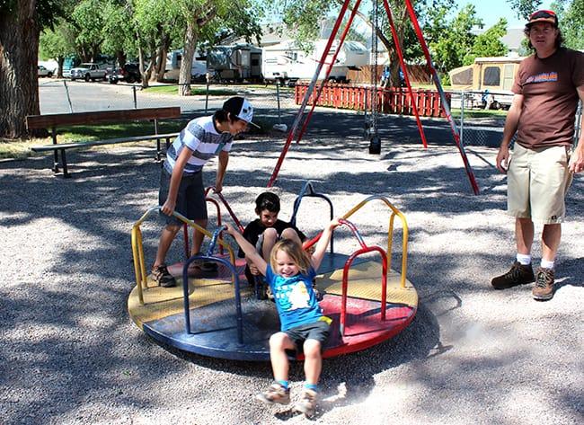 KOA-campgorund-playgrounds