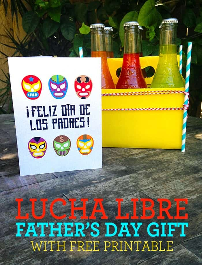 lucha-libre-free printable-fathers-day-gift-1