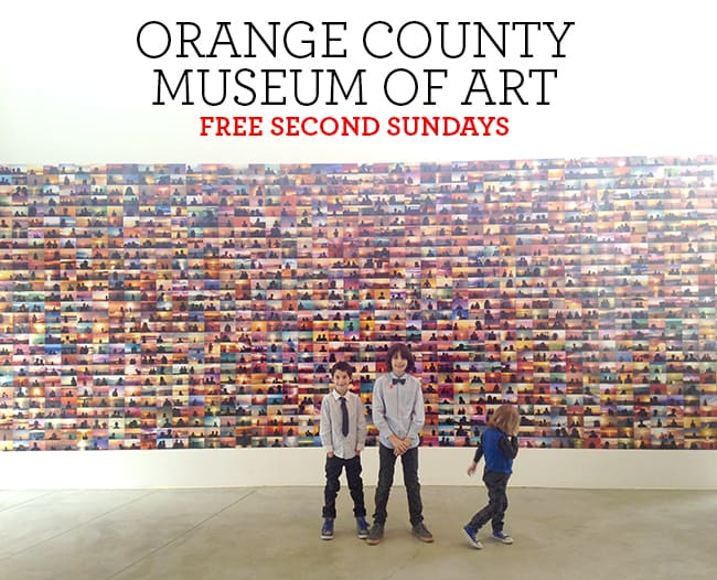 orange-county-museum-of-art-free-second-sundays