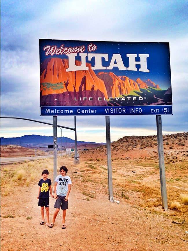 family-travel-utah