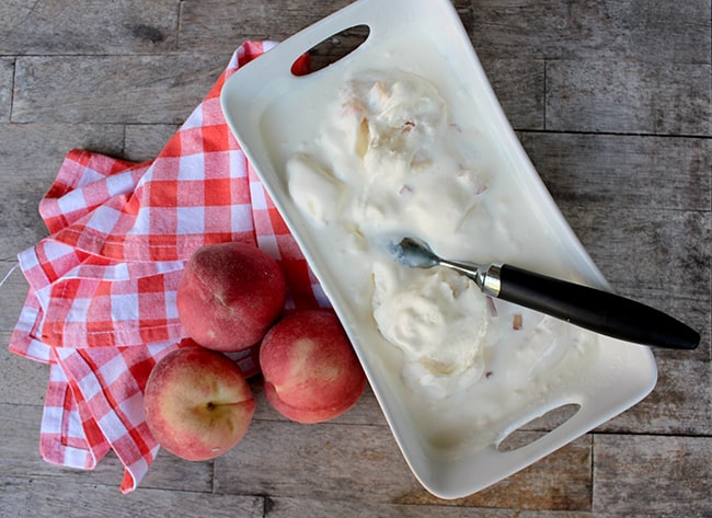 homemade-peach-ice-cream-recipe