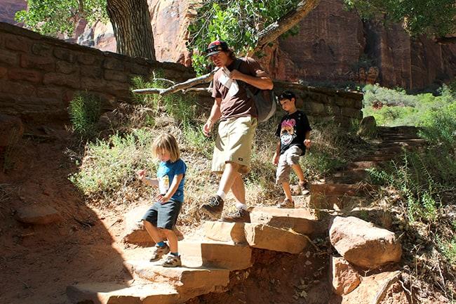 utah-zion-national-park-family-trails