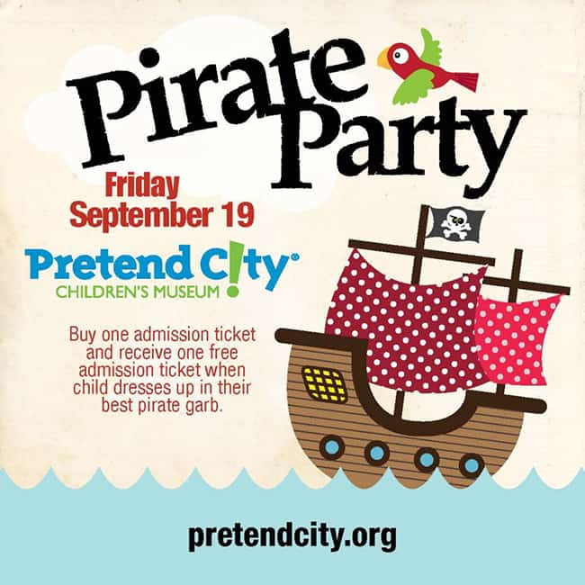 Pirate-Party-Pretend City