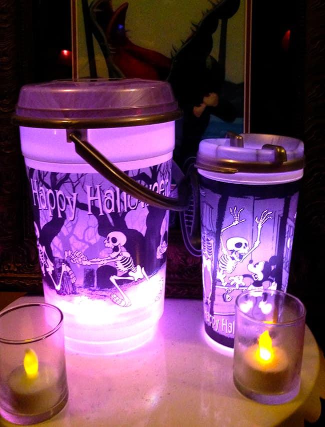 Disneyland Halloween Popcorn