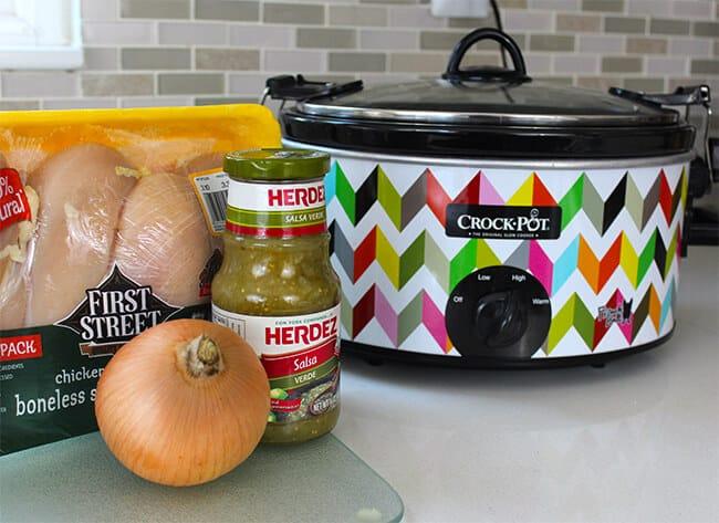 Best Chicken Verde Recipe