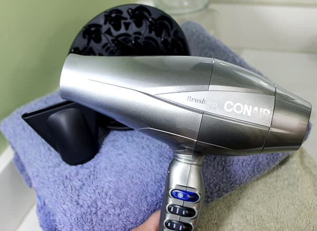 conair hair dryer hq