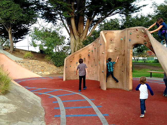 Best-Dennis-the-Menace-Park-climbing-wall
