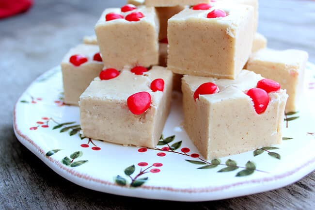 Best Easy Gingerbread Fudge