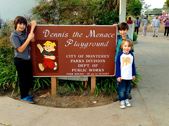 Dennis the Menace Playground