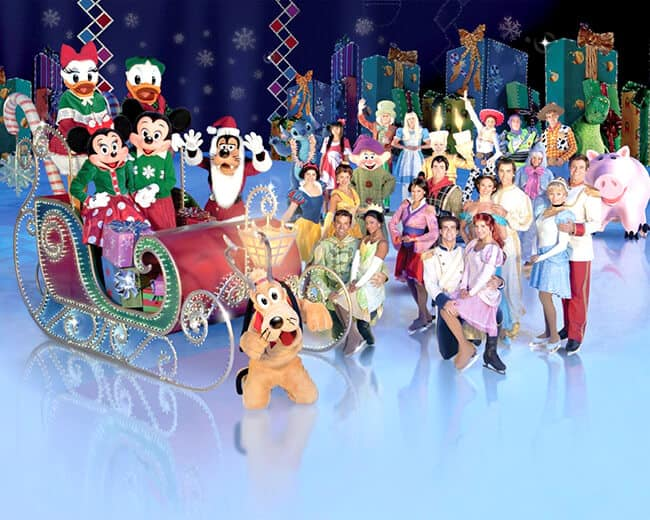 Disney On Ice Let's Celebrate Coupon Code