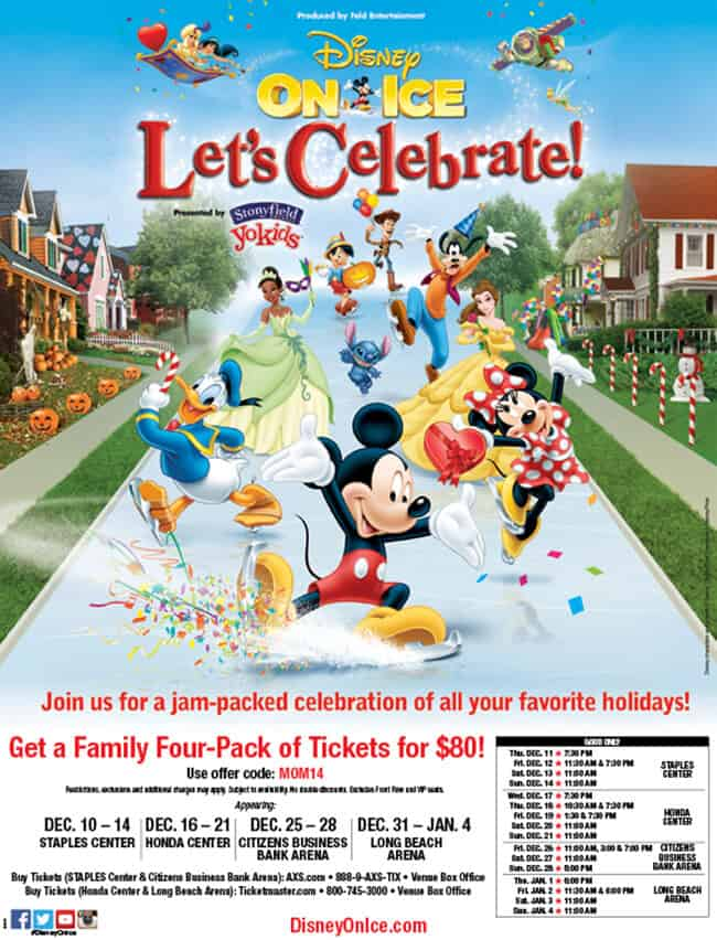 Disney On Ice Promo Code Coupon Code