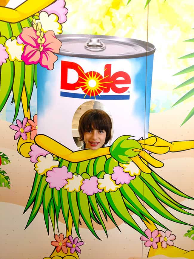 Dole Rose Parade Float