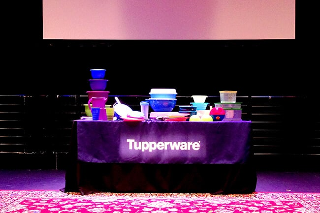 Tupperware Party Segerstrom