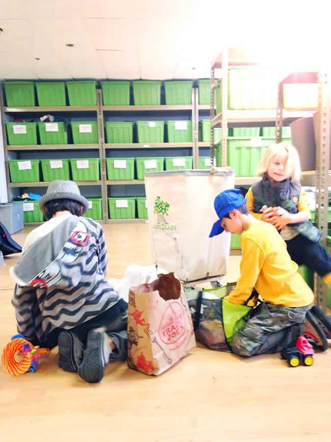 children service hours in orange county