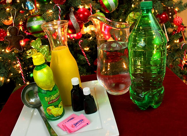 grinch juice ingredients