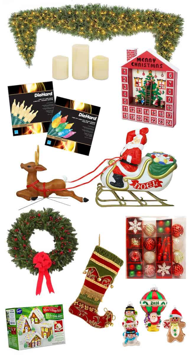 kmart holiday decorations