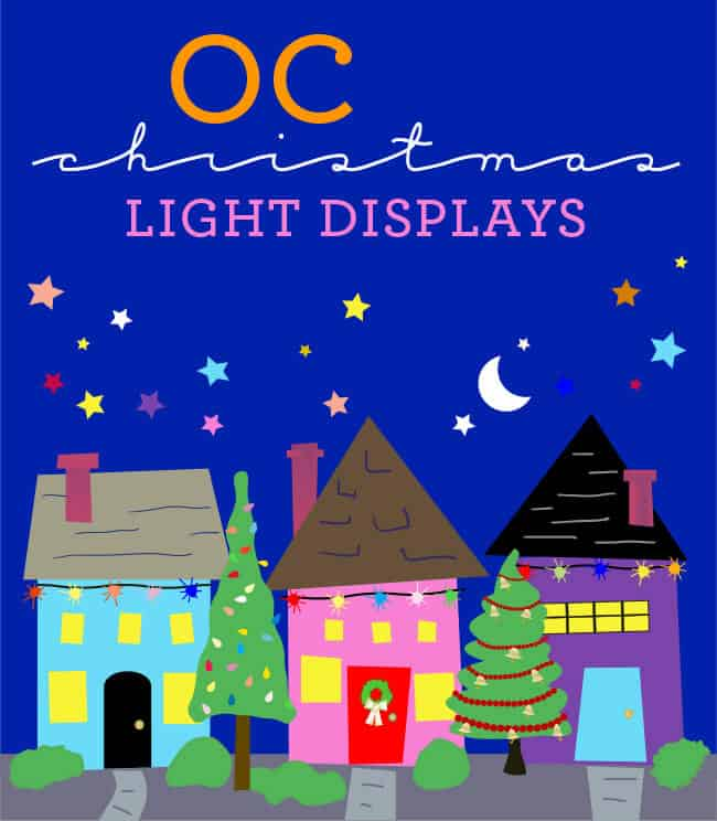 60 Christmas Light Displays in Orange County - Popsicle Blog