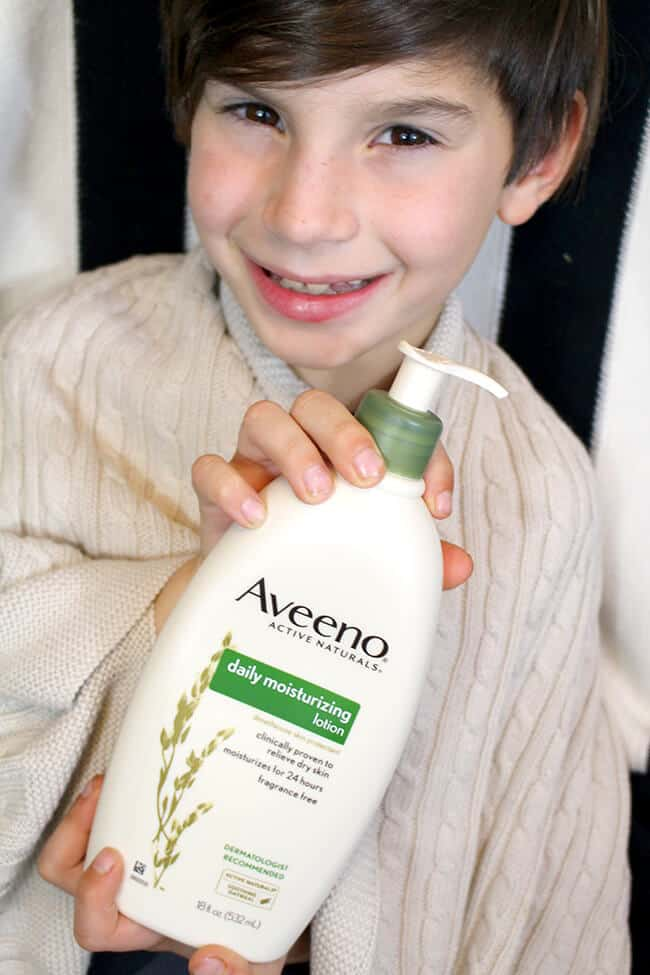 Aveeno Lotion for excema