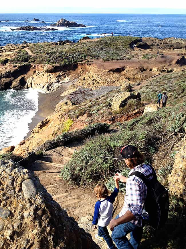 Point Lobos State Park Monterey