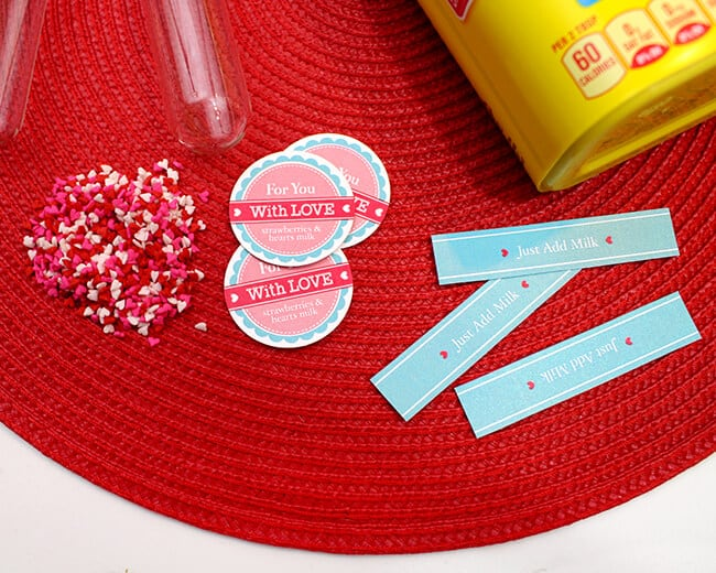 Valentines Day Gift Tags Free Printables