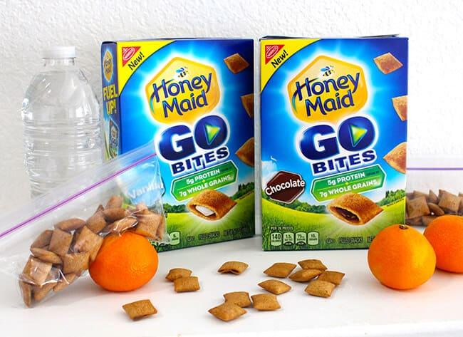 easy snacks for busy moms