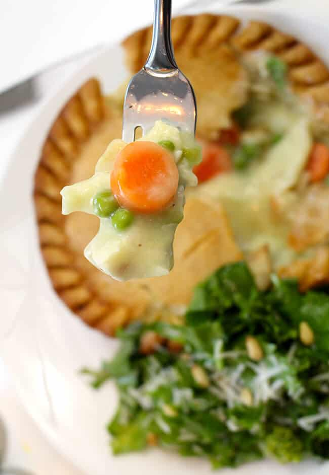 Best Chicken Pot Pie