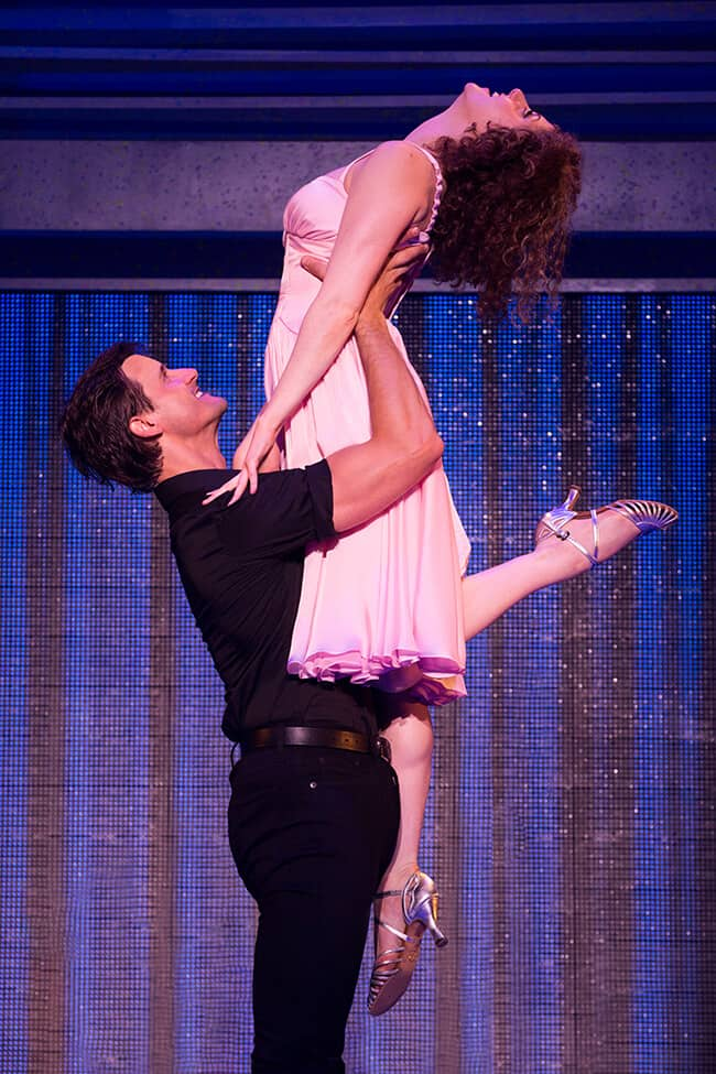 Dirty Dancing the Musical Orange County Segerstrom