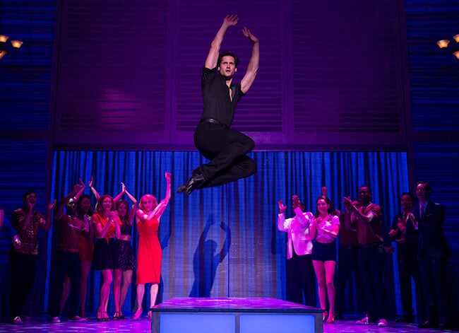 Dirty Dancing the Musical at the Segerstrom