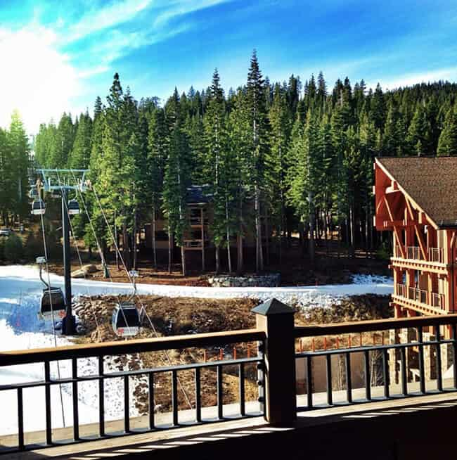 Family Travel Tahoe Northstar Village