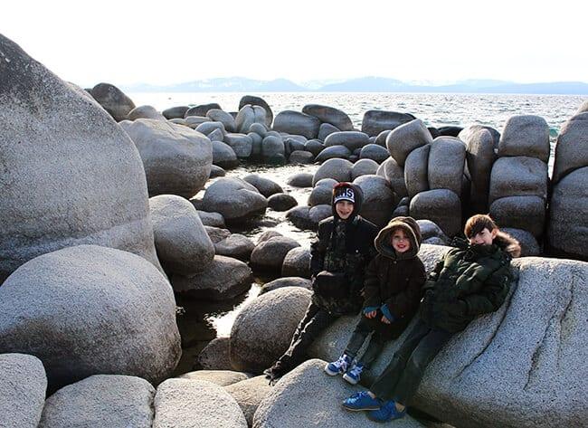 Family Travel Tahoe Northstar