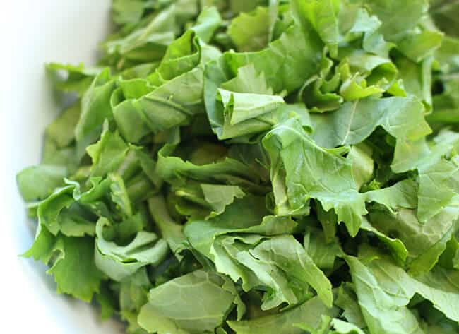 How to Make Rapini Salad