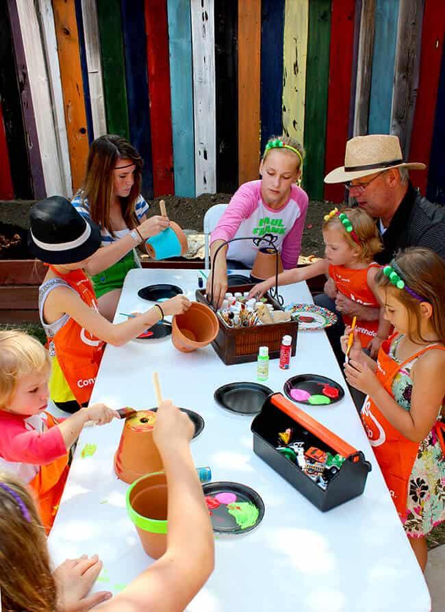 Birthday Garden Party Ideas