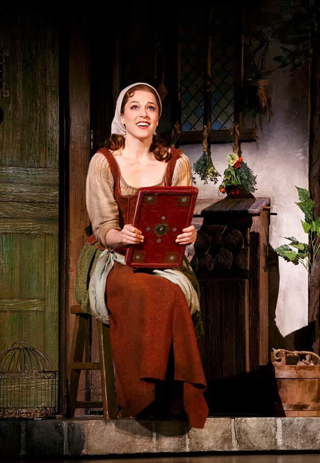 Cinderella Ahmanson Actress