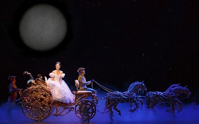 Cinderella the Musical Ahmanson Carriage