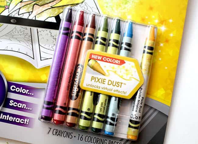 Crayola Crayons New Colors