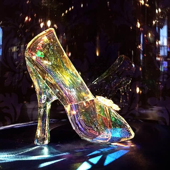 Disney Cinderella Movie Glass Slipper #JCPCinderellaMoment