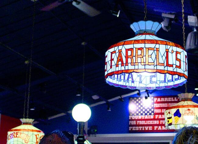 Farrell's Restaurant in Buena Park