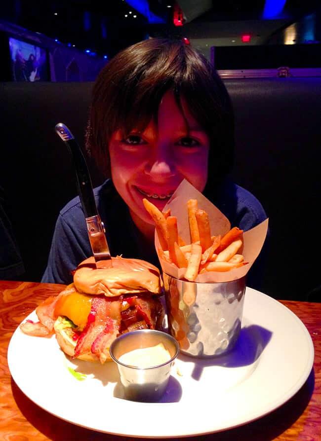 Hard Rock Cafe Best Burger