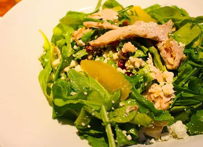 Hard Rock Cafe Salad