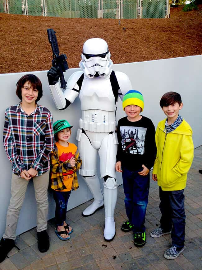 Legoland Star Wars Land