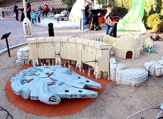 Legoland Star Wars Miniland