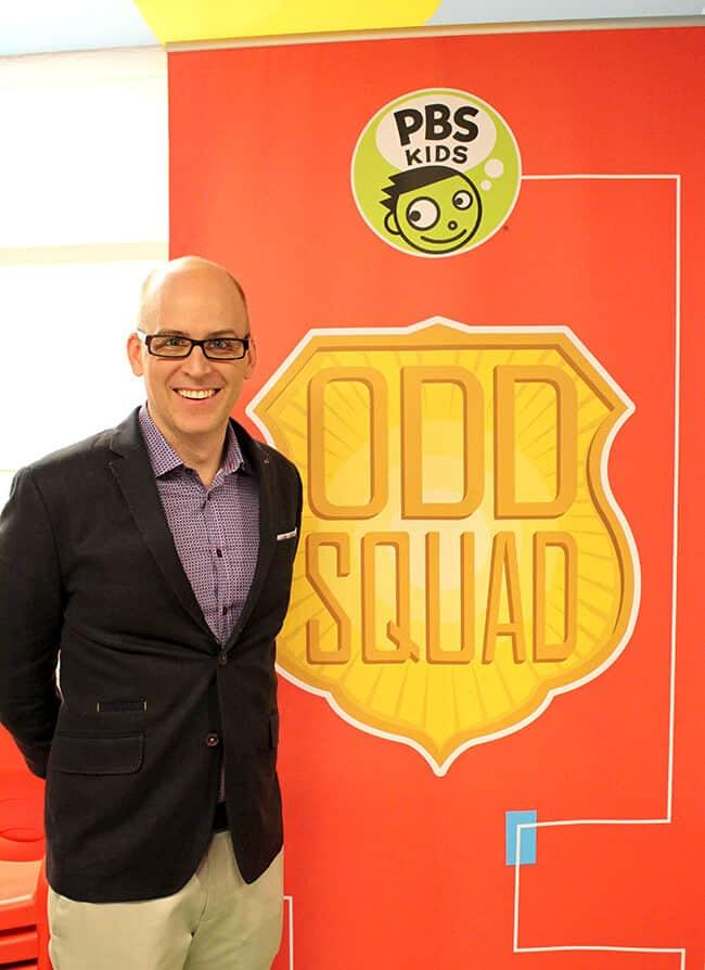 Odd Squad Creator PBS