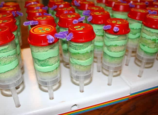 Orange County Push Cakes