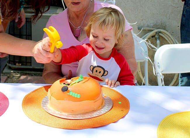 Orange County Smash Cake Bakery