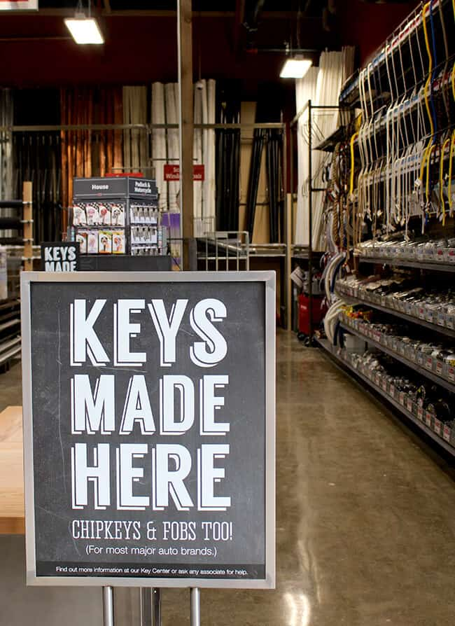 Orchard Hardware Supply Keys Made